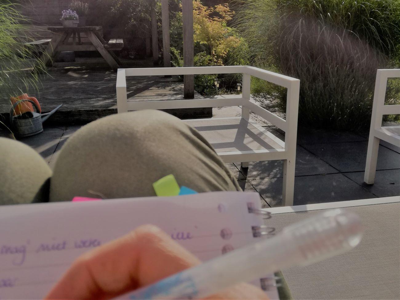 Hoe ik een boek schreef #deel 1