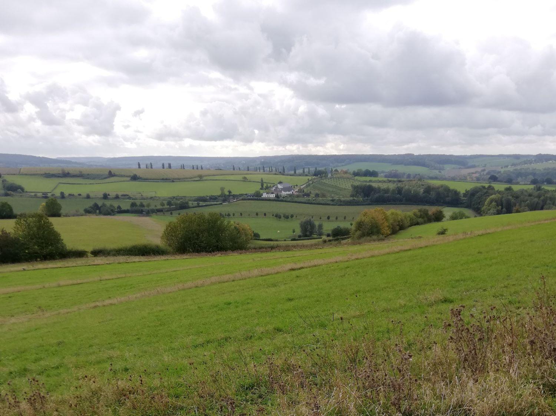 In de heuvels van Zuid-Limburg