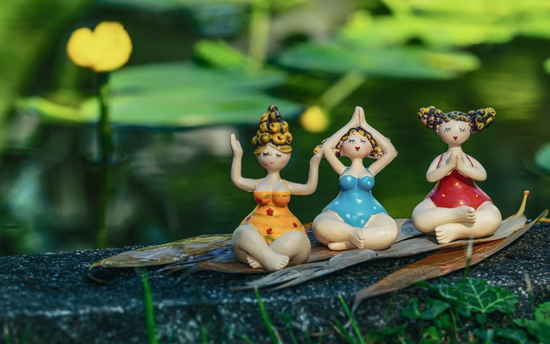 Kort verhaal: Meditatiestress