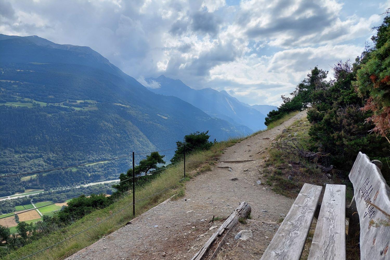 Avonturen in de Zwitserse Jolischlucht