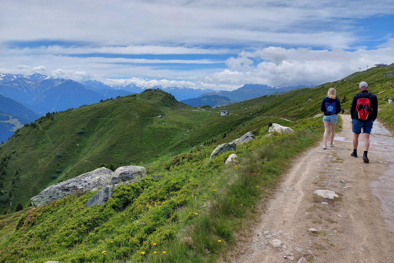 Tien keer tussen de Zwitserse bergen